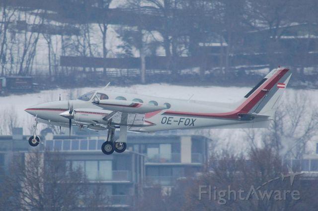 Cessna 340 (OE-FOX)