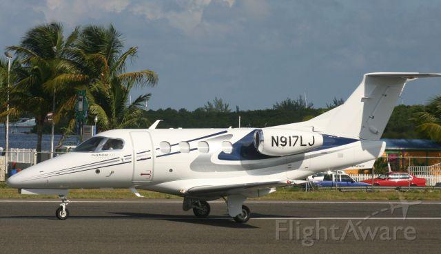 Embraer Phenom 100 (N917LJ)
