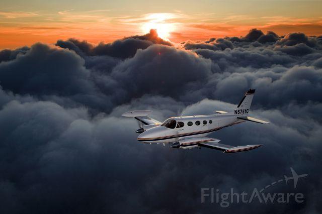 Cessna 340 (N5751C)