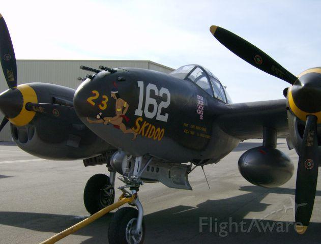 — — - P-38J