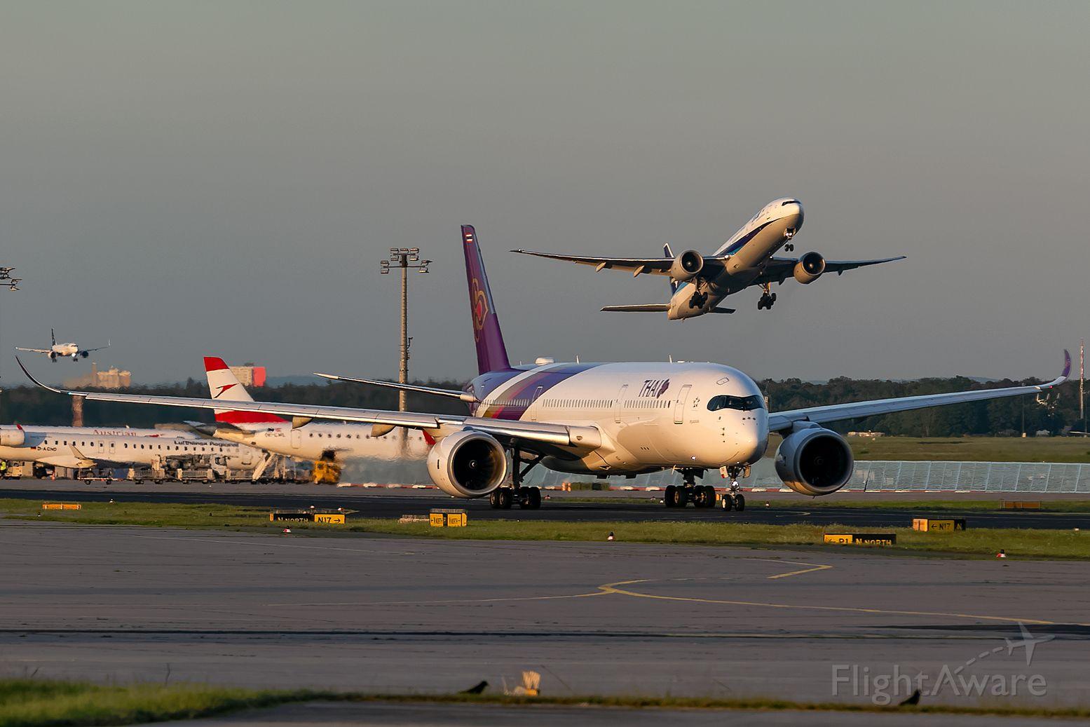 Airbus A350-900 (HS-THD)