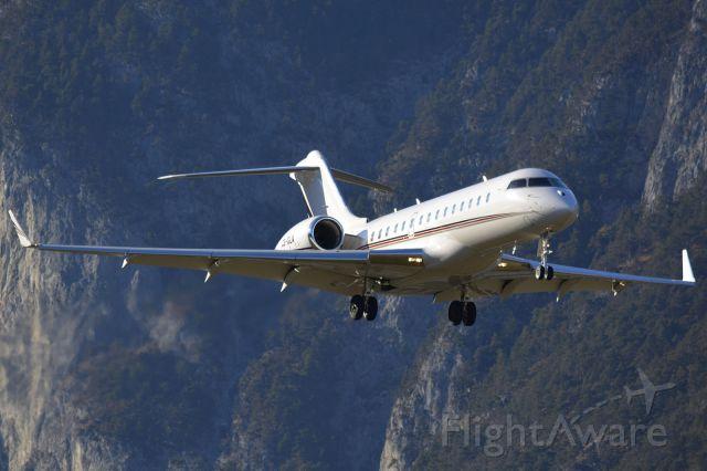 Bombardier Global Express (CS-GLA)
