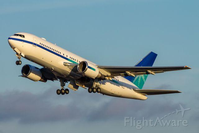BOEING 767-200 (N767A) - N767A Saudi Aramco Boeing 767-2AX(ER)