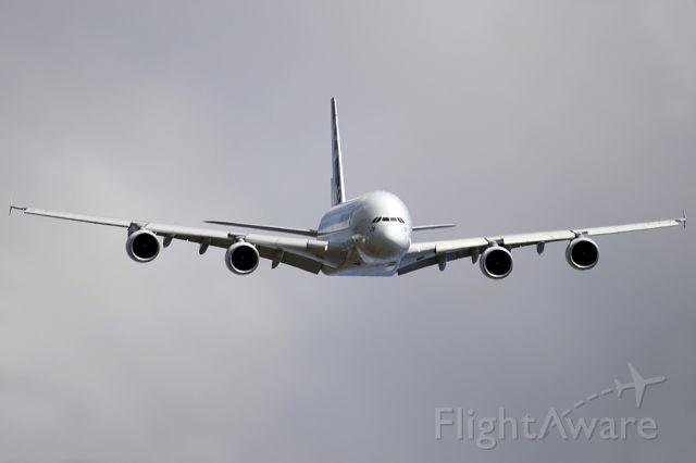 Airbus A380-800 (F-WWDD) - PARIS AIR SHOW 2009