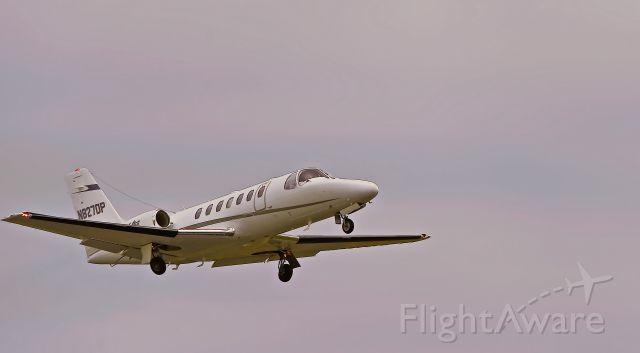 Cessna Citation II (N827DP) - Departure Cape May County NJ