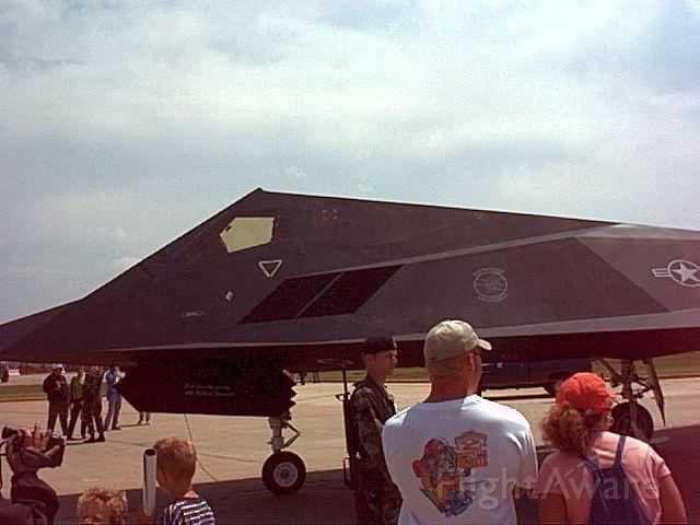 Lockheed Nighthawk — - F117
