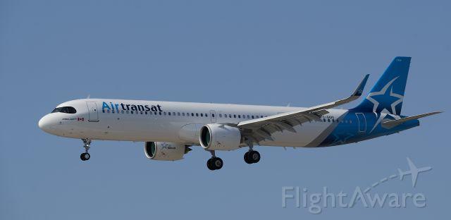 Airbus A321neo (C-GOIO)
