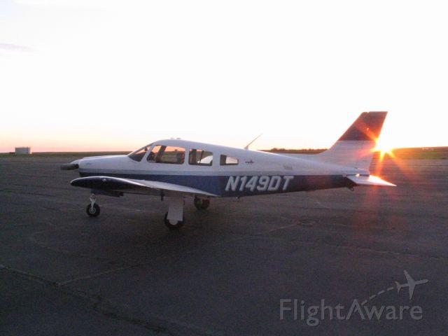 Piper Cherokee Arrow (N149DT)