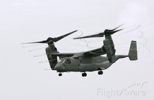 — — - USMC Osprey at Owatonna-Degner Regional Airport (MN)