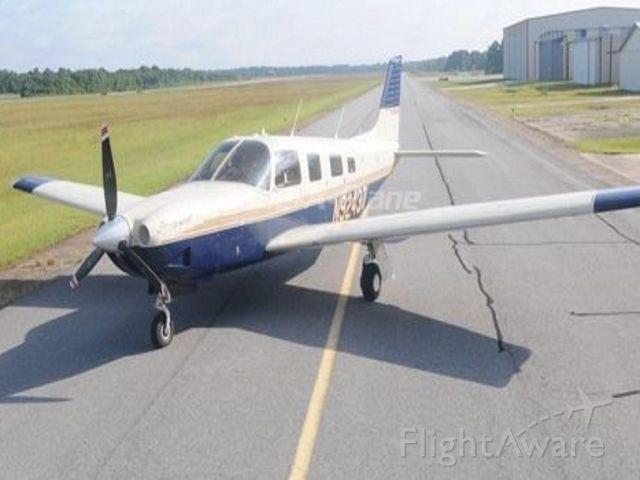 Piper Saratoga/Lance (N92437)