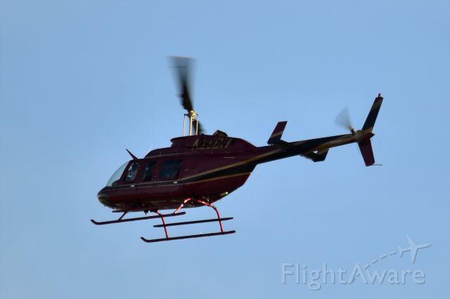 Bell JetRanger (N25BH)
