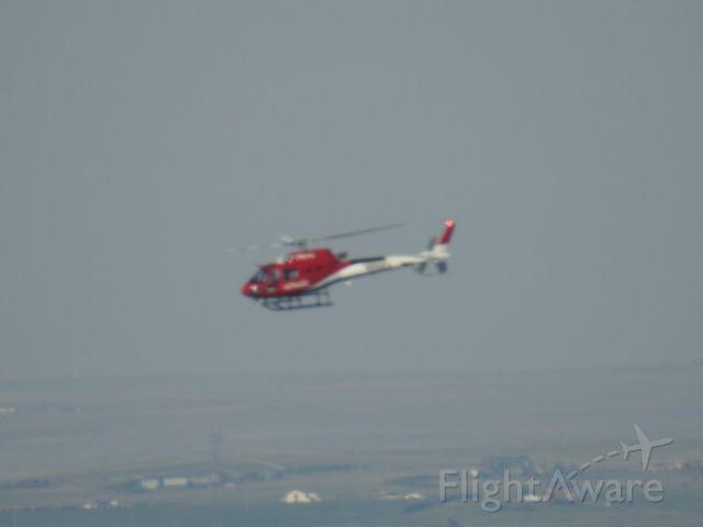 Eurocopter AS-350 AStar (N68RX)