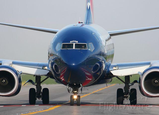 Boeing 737-700 (OM-NGM)