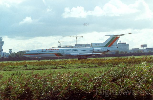 LZ-BTT — - Bulgarian Airline cn81A483