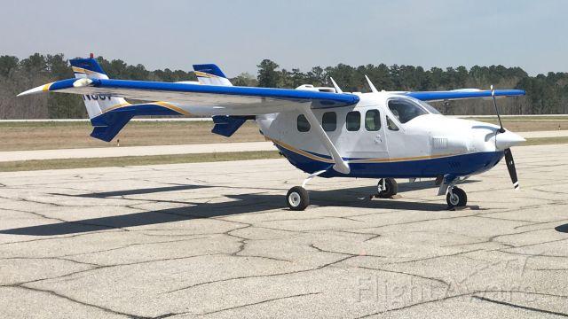 Cessna Super Skymaster (N8CV) - 1973 Pressurized Cessna Super Skymaster