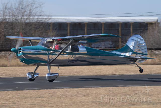 Cessna 170 (N2935D)