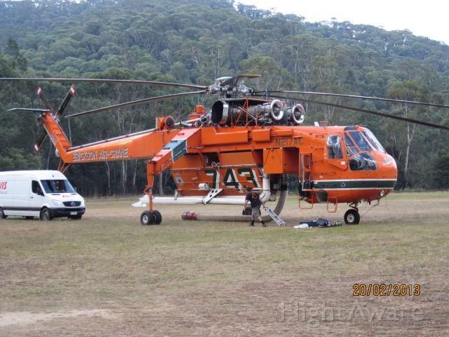 Cessna 500 Citation 1 (N217AC) - Harrietville temporary airfield, Victoria. Australia.  Fighting the bushfires.