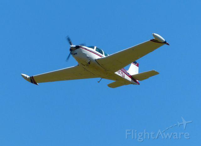 Beechcraft 35 Bonanza (N1975A)