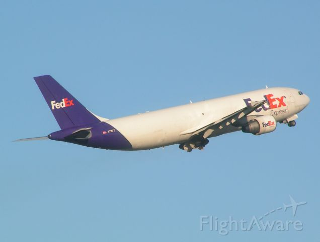 Airbus A300F4-600 (N718FD)
