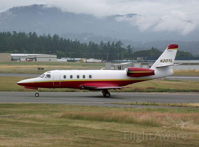 IAI Gulfstream G100 (N20YL)
