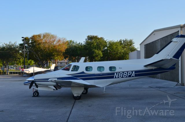 Beechcraft Duke (N88PA)