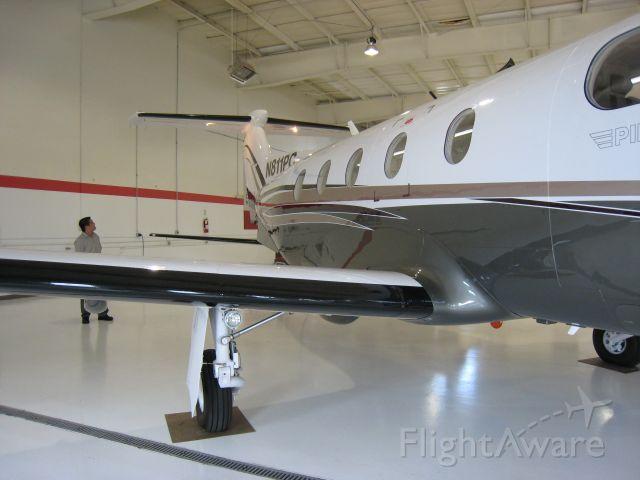 Pilatus PC-12 (N811PC)