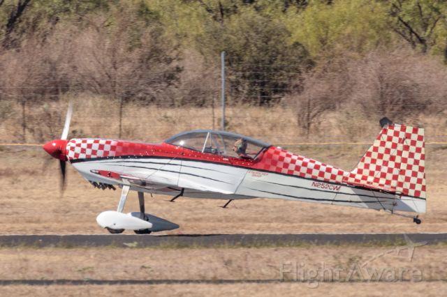 Experimental  (N252CW) - Acrobatics competition, Llano, TX Oct 19, 2019