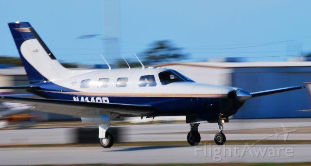 Piper Malibu Mirage (N4149R)