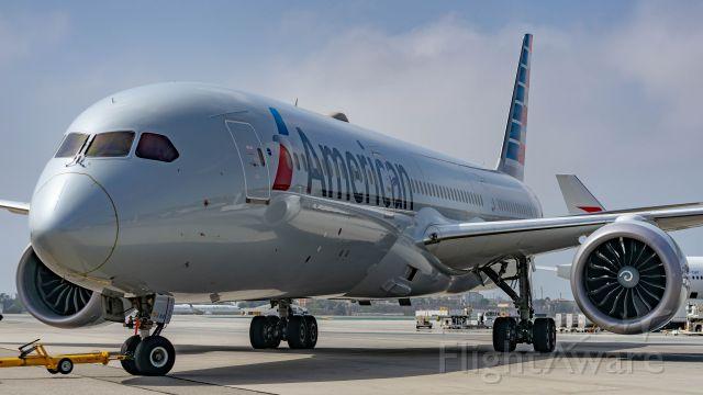 Boeing 787-9 Dreamliner — - 8/17/18