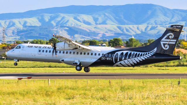 Aerospatiale ATR-72-600 (ZK-MVL)