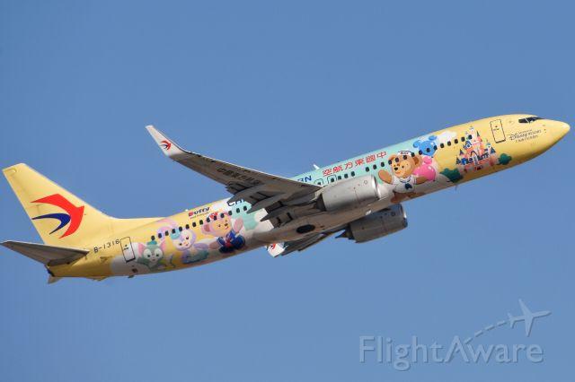 Boeing 737-800 (B-1316)