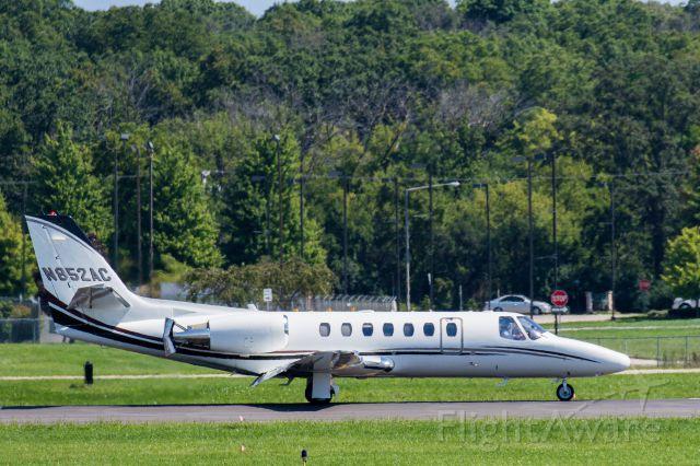 Cessna Citation V (N852AC)