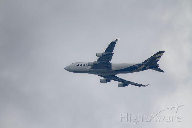 Boeing 747-400 (N558CL) - Southern Air N558CL