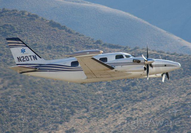 N20TN — - Departing Mammoth/Yosemite (KMMH) on 10-25-05