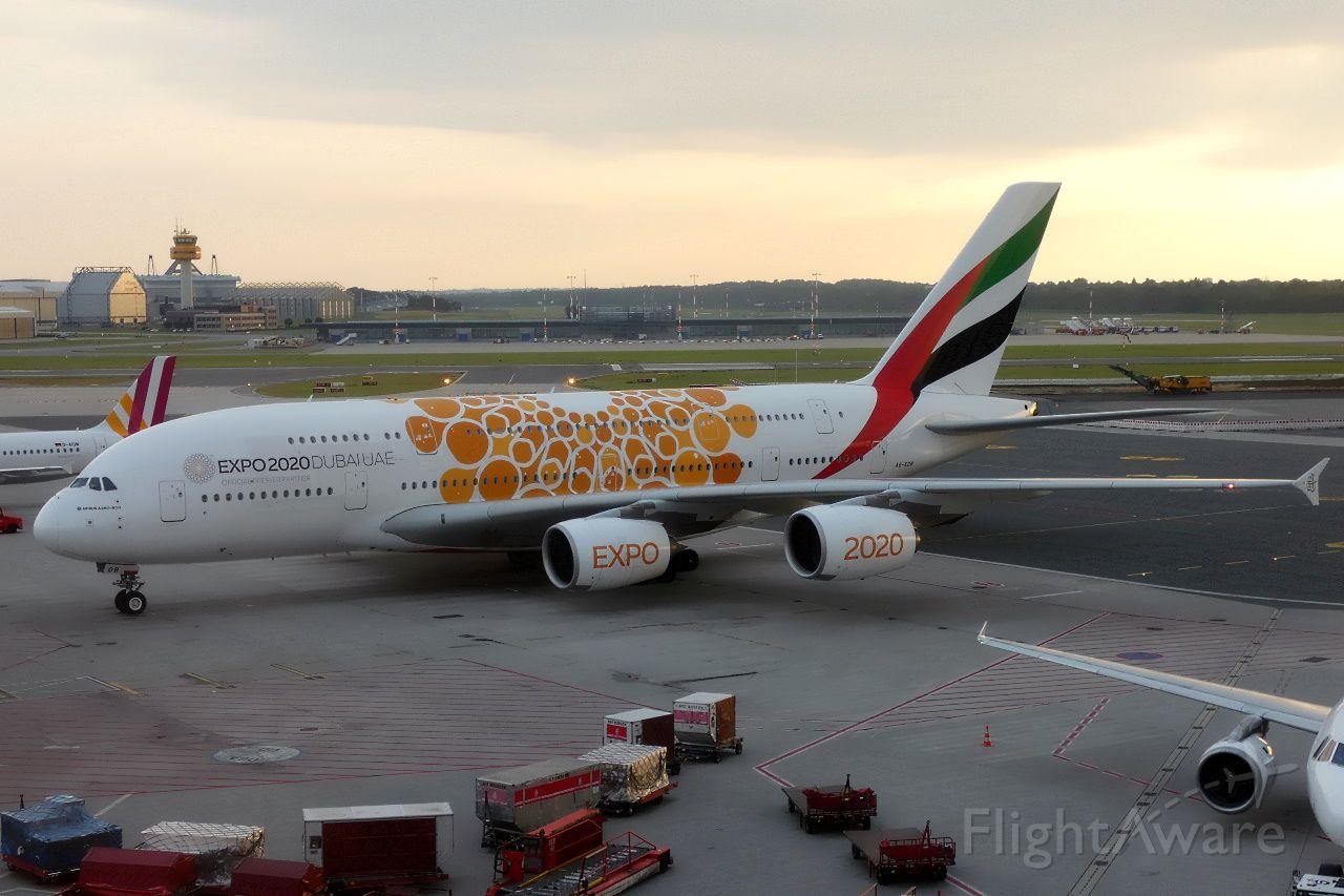 Airbus A380-800 (A6-EOB)