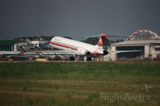 McDonnell Douglas MD-80 (I-SMEC)