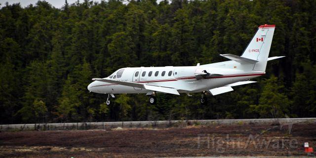 Cessna Citation II (TGO854)