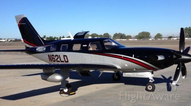 Piper Malibu Mirage (N62LD)