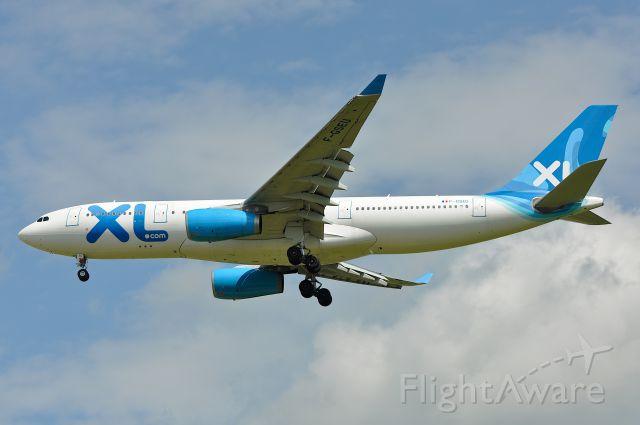 Airbus A330-200 (F-GSEU) - Airbus A330-243 XL Airways France