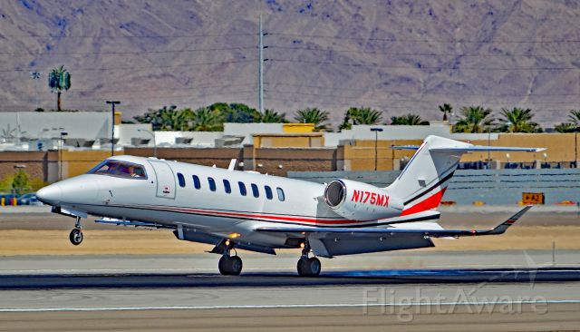 Learjet 45 (N175MX) - N175MX 2014 LEARJET  45 s/n 497 - Las Vegas - McCarran International (LAS / KLAS)<br />USA - Nevada, March 16, 2016<br />Photo: Tomás Del Coro
