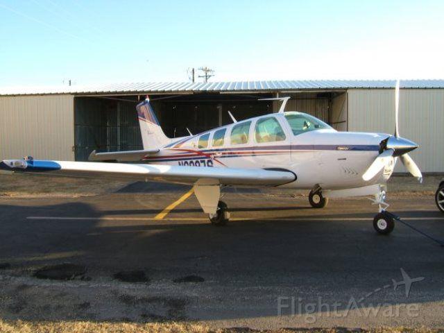 Beechcraft Bonanza (36) (N6087S) - Beechcraft A-36 Bonanza