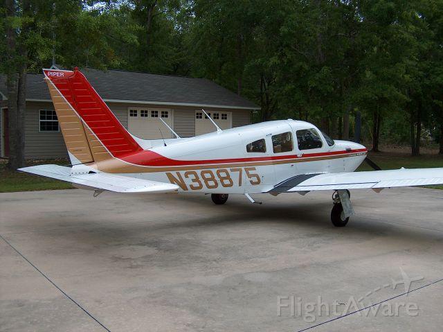 Piper Cherokee Arrow (N38875) - 1977 Piper Turbo Arrow III