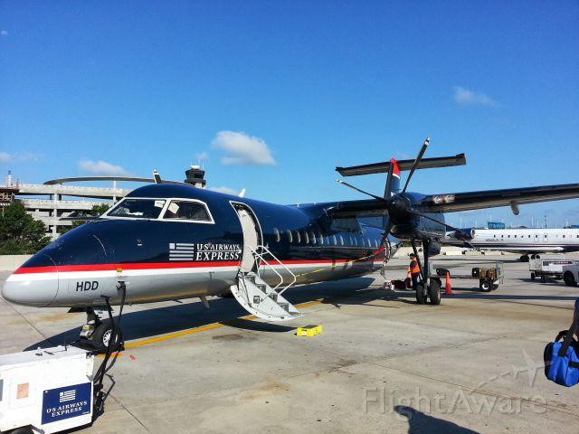 de Havilland Dash 8-300 —