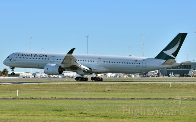 Airbus A350-1000 (B-LXD) - Adelaide, South Australia, June 28, 2020