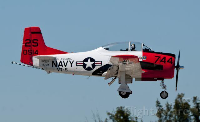 N28XC — - Tail hook not deployed!