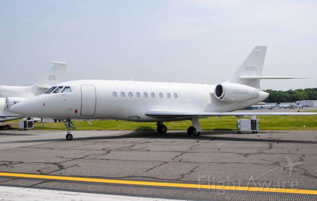Dassault Falcon 2000 (N2000A)