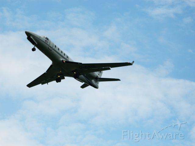 IAI Gulfstream G100 (D-CRIS)