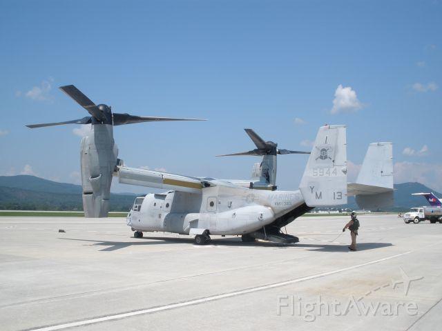Bell V-22 Osprey (N5944) - rEADY TO LEAVE