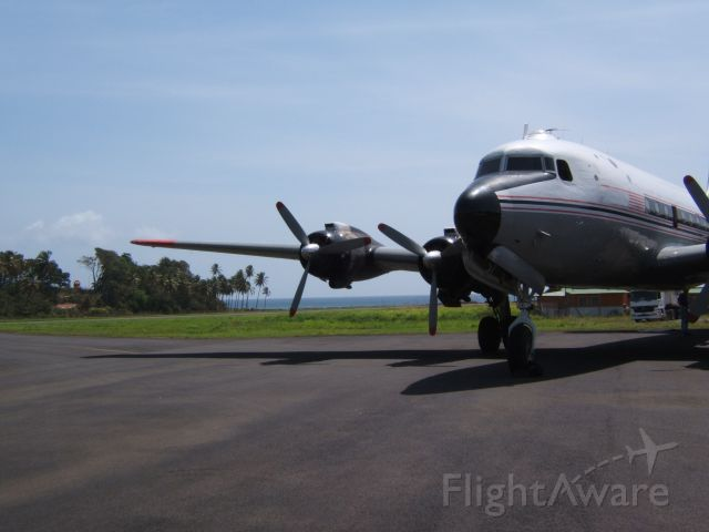 N406WA — - This picture was taken in Dominica.