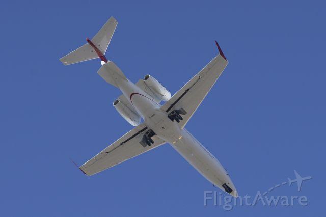 Learjet 45 (N197EC)